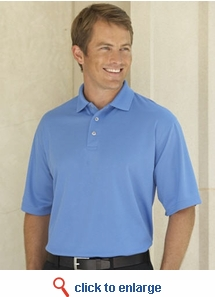 moisture management polo sharperuniforms.com