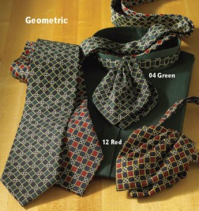 neckties and tulips from sharper uniforms