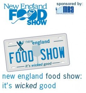 New England Food Show 2014
