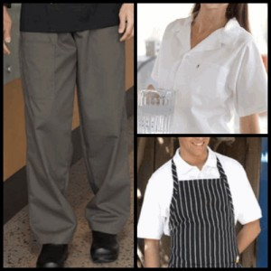 Kitchen Uniforms | SharperUniforms.com