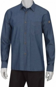 Denim Restaurant Uniforms | SharperUniforms.com
