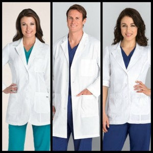 Lab Coats | SharperUniforms.com