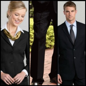 Washable Suits | SharperUniforms.com