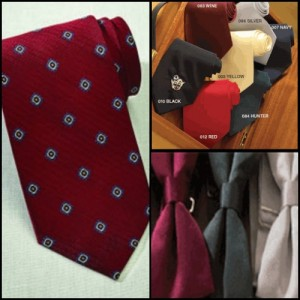 Ascots, Ties, and Scarves | SharperUniforms.com