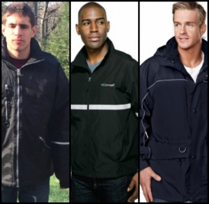 Reflective Jackets | SharperUniforms.com