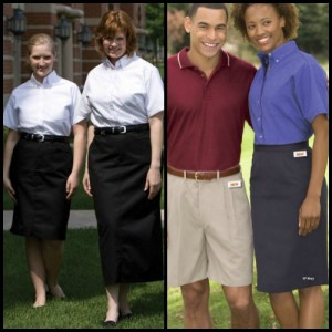 Restaurant Uniforms | SharperUniforms.com