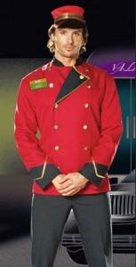Valet Uniforms