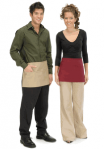 Waist and Bistro Aprons