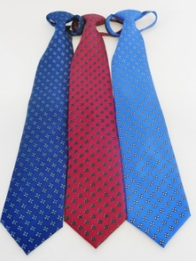 formal neckwear for uniforms