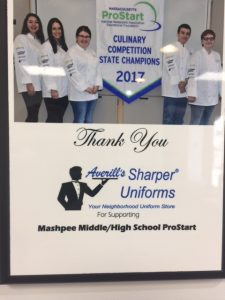 High School Culinary Competition