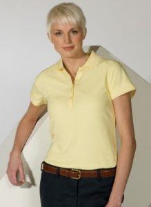 yellow-womens-polo